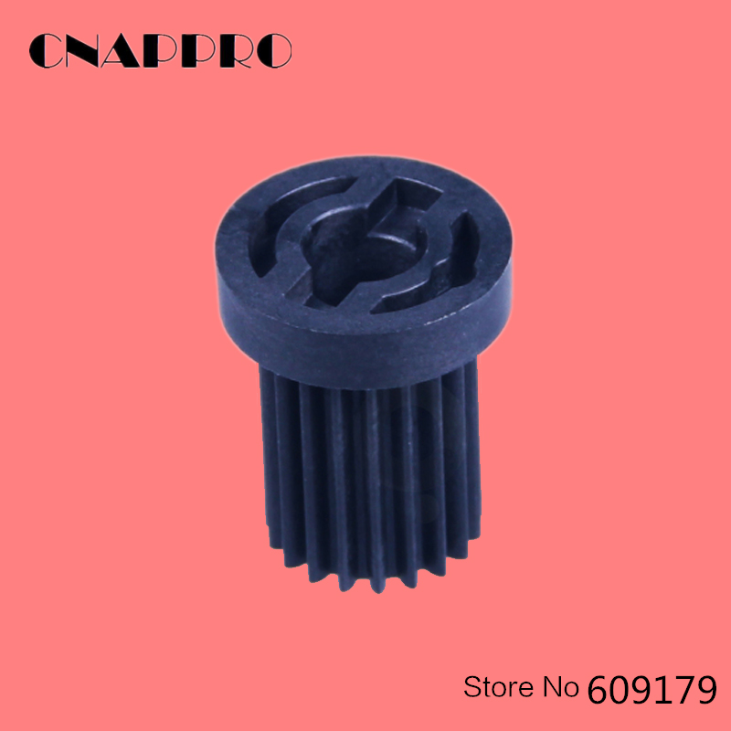 CNAPPRO 2pcs/lot 65AA77470 Idler Gear For Konica Minolta 8050 C5500 C6500 Fuser Regulating Gear A 19T dr512 dr 512 dr 512 drum cartridge for konica minolta bizhub c364 c284 c224 c454 c554 image unit with chip and opc