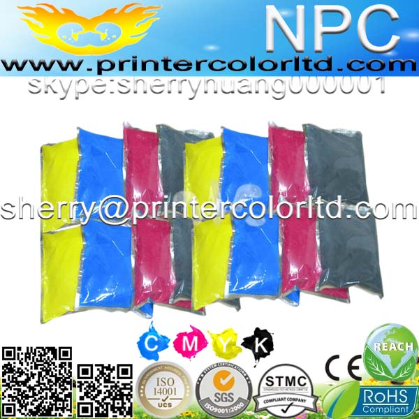 Bilgisayar ve Ofis'ten Toner Tozu'de Renkli fotokopi toneri tozu HP Q9700A Q9700 Q 9700A 9700 1500 1500L 2500 2500L 2501n 1 kg/çanta/renk en düşük nakliye title=
