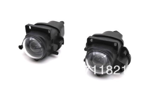 Glass Lens Front Fog Light Assembly 4B0 941 699 For Audi A6 C5 1997-2001 2 pcs front halogen foglamps clear glass lens front fog light driving lamp for volkswagen passat b6 3c 3c0 941 699 3c0 941 700