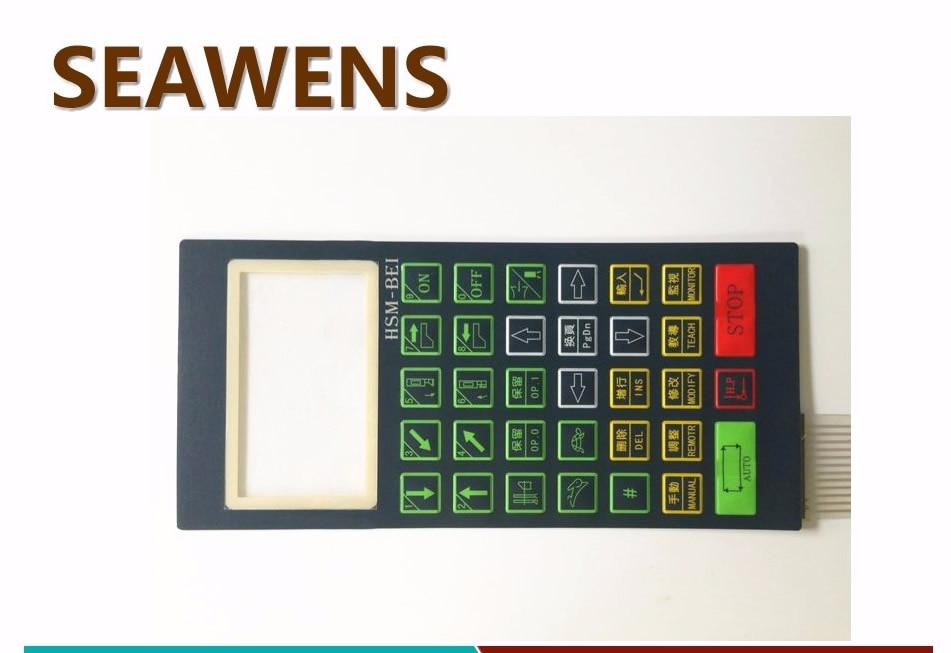 for New For HARMO HSM-BEI.HPC-UEI  Membrane Keypad