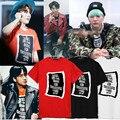 Verão Adolescente Forever Young Álbum Cartaz Kpop T Bts Bangtan Bts Caso de k-pop meninos tops T-Shirt Moletom Com Capuz Manga curta