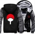 Anime Thicken Hoodie Coat NARUTO Akatsuki Cosplay Jacket Sweatshirts NEW