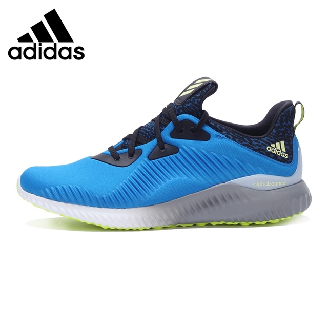 Original New Arrival Adidas alphabounce m Men's Running Shoes Sneakers