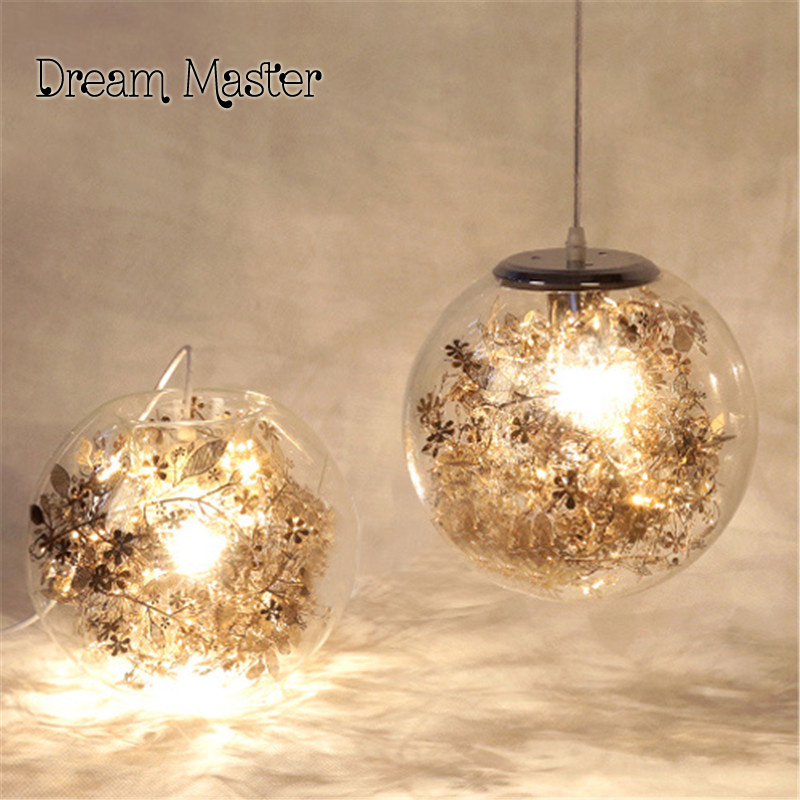 Nordic modern simple living room lamp creative personality art bedroom study garden restaurant bar small hanging lamp