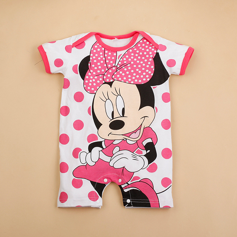 Baby-Boys-Rompers-Infant-Jumpsuits-Mickey-Baby-Clothes-Summer-Short-Sleeve-Cotton-Kids-Overalls-Newborn-Baby-Girls-Clothing-3