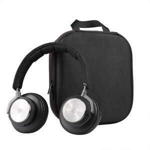 Image 4 - Neueste EVA Harte Reise Durchführung Lagerung Abdeckung Tasche Fall für B & O SPIELEN durch Bang & Olufsen H4/ h6/H7/H8/H9 Drahtlose Kopfhörer