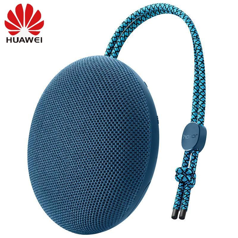 Original Huawei Honor AM51 Bluetooth Speaker Portable Soundstone IP5 Waterproof Sound Wireless Speaker Hands Free Calling