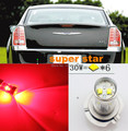 Par 3157 P27/7 W T25 Chips de Alta Potência Cree LED STOP/CAUDA lâmpadas Luzes de Freio Para Chrysler 300 C Sebring