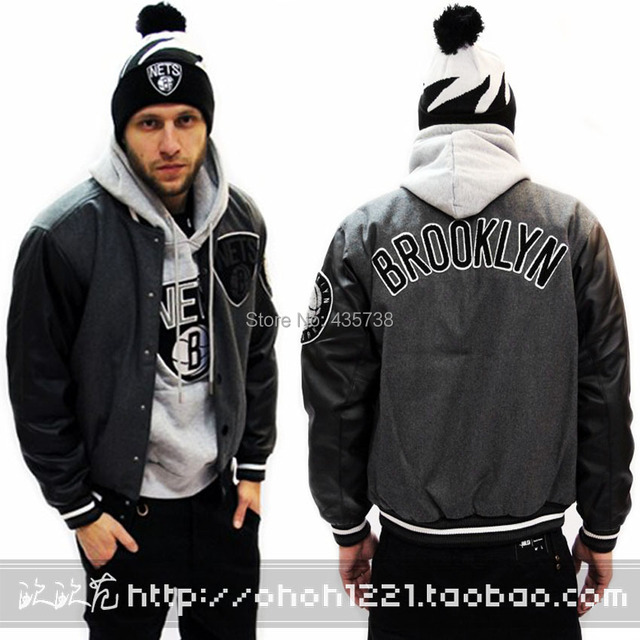 hot High quality coat Men's cotton jacket Brooklyn outer wear ...