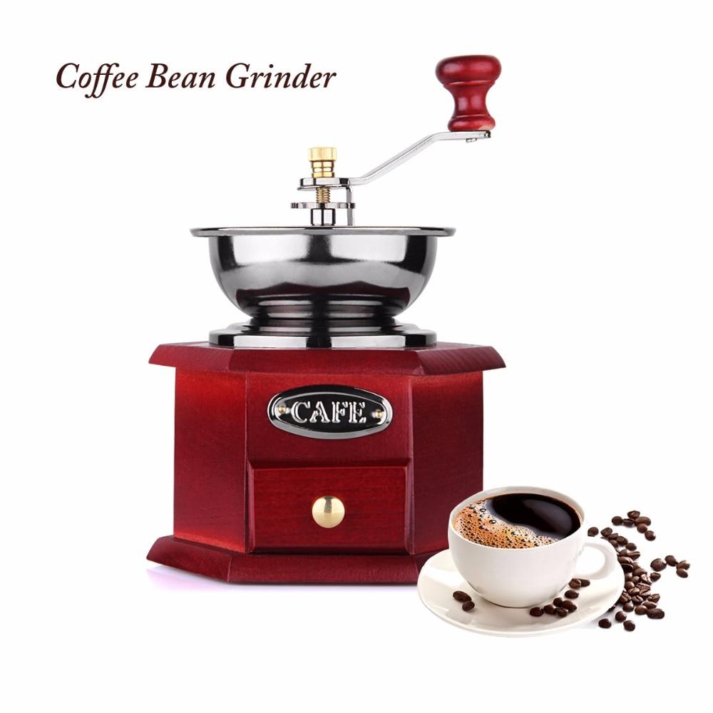 Homemaker Coffee Grinder : Hand Mill In Retro Style Manual Coffee Grinder Stainless Steel Hand Manual Handmade Grinder Mill ...