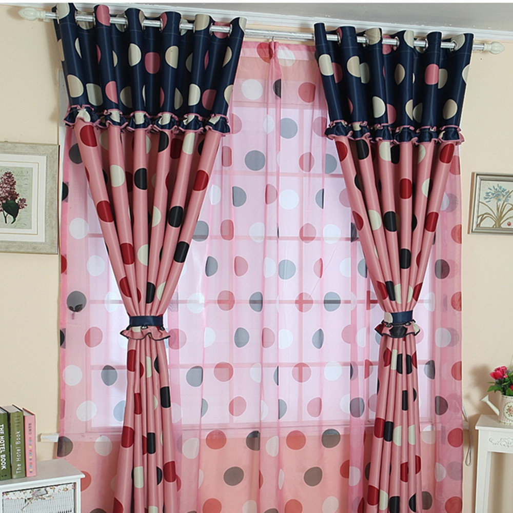teal how sheer room full curtain made window for curtains with girls kids of striped yellow size measure s blackout to white panels shades childrens baby stars boys red children
