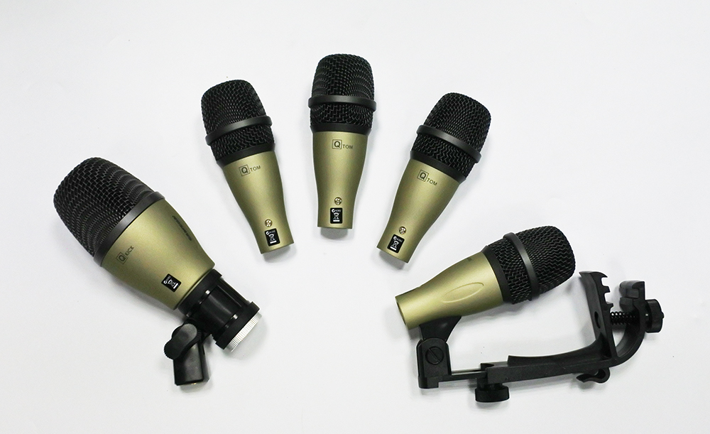 Q71 Q72 PGA56 PGA52 style kick snare tom bass drum kit instrument dynamic microphone цены