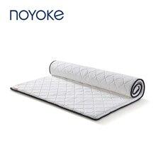 NOYOKE yatak yatak odası mobilyası yatak lateks yatak Topper Tatami masaj yatağı uyku masaj yatak Topper 4cm kalınlığı