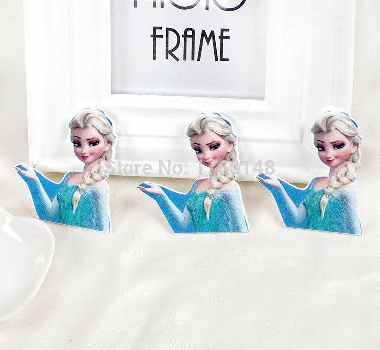 diy cartoon elsa figurine holiday
