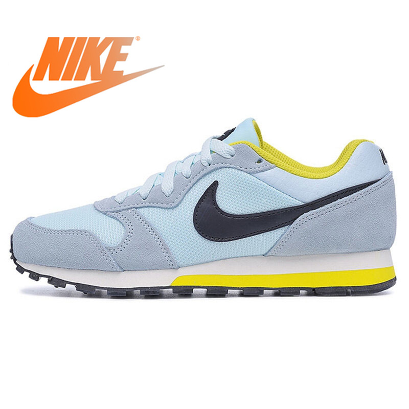 NIKE Original Official LOW TOP LUNAR Rubber Women's Running Shoes Sneakers Sport Outdoor Walking Jogging Athletic Classic 749869