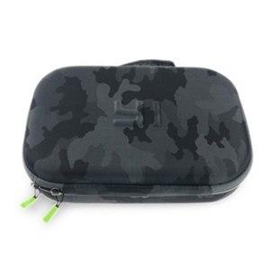 Image 5 - الأصلي يي كاميرا تخزين حقيبة مقاوم للماء التمويه إيفا حقيبة حافظة ل شاومي يي 4k/Gopro بطل 5 4/SJCAM SJ6 SJ7 اكسسوارات