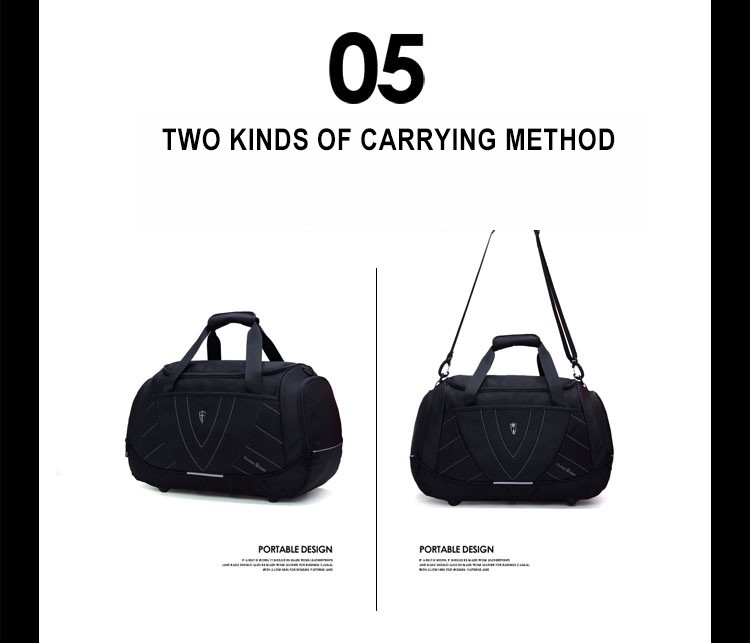 _09 TWO KINDS OF CARRYING METHOD