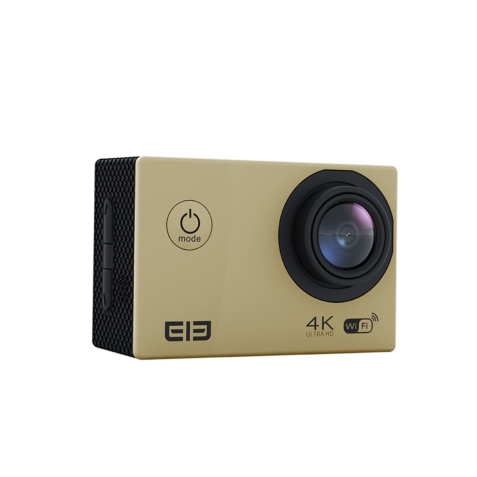 ELEPHONE ELE CAM EXPLOYER WIFI ALIWINNER V3 2 INCH TFT LCD 4K 15FPS WATERPROOF ACTION SPORT CAMERA  24