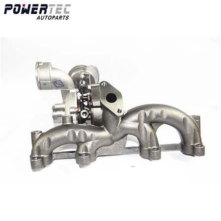 GT1749VB Turbine For Bora Golf IV A3 1.9 TDI ARL 110 Kw 150 Hp - 721021 Full Turbo 721021-5006S Complete Turbolader 038253016GX