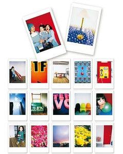 Image 5 - Fujifilm Instax Mini 8, película blanca, 30 hojas para Fuji Instant Photo cámara de papel Mini 7s 8 25 25i 50s 90 Neo 300 Share SP 1 SP 2