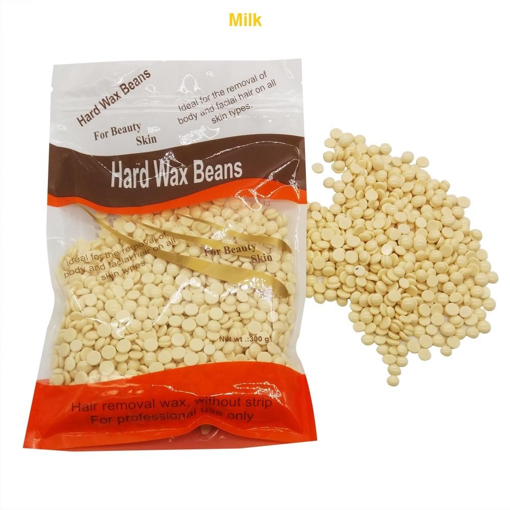 Hard Wax Beans 300g untuk Hair Removal For Sensitive Areas - Facial - Mencukur dan menghilangkan rambut - Foto 2
