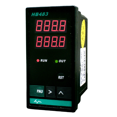 цена на Digital display counter / tachometer / time relay / frequency meter 48/96 pulse input counter HB483