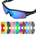 MRY POLARIZED Replacement Lenses for Oakley Radar Path Sunglasses-Multiple Options