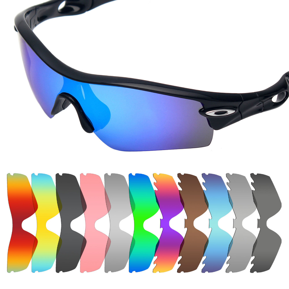 97d954a88530 Mryok Anti Scratch POLARIZED Replacement Lenses for Oakley Radar Path Sunglasses  Lens Multiple Options-in Men's Sunglasses from Apparel Accessories on ...