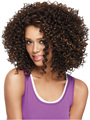 FREE SHIPPING New Fashion Charming African American Hair Wigs Short Kinky Curly Capless Synthetic Hair Wig For Black Women Hot