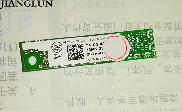 JIANGLUN Bluetooth built-in laptop For DELL E6420 E6320 E6220 E6520 M6600 M4600 kingsener 11 1v 32wh laptop battery 7ff1k rfjmw for dell e6320 e6330 e6220 e6230 e6120 frr0g kj321 k4cp5 j79x4 p7vrh