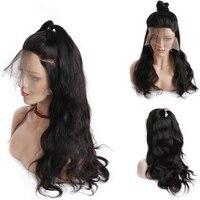 360 Синтетические волосы на кружеве al парики бразильский Remy волна Синтетические волосы на кружеве натуральные волосы парики с ребенком воло