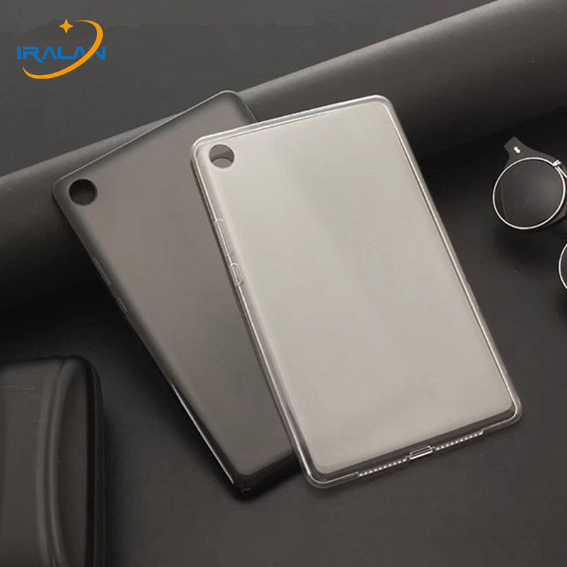 "Shockproof Matte Tpu Delicate Case For 2018 Xiaomi Mipad four 8.0 2018 Pill Computer Protecting Cowl For Mi Pad4 Mi Pad four 8""+Free Transport"