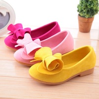 Новая детская обувь для девочек детская повседневная одежда бабочка-узел обувь подходит для 2 до 12 лет Лидер продаж 825