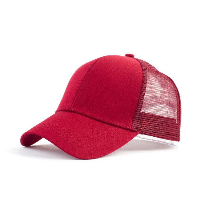 Red Baseball net 5c64f225d73cc