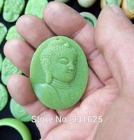 Natural Fluorite Luminous Stone Carved Chinese Kwan Yin Buddha Lucky Pendant +Rope Necklace Glow in Dark luminous stones Jewelry
