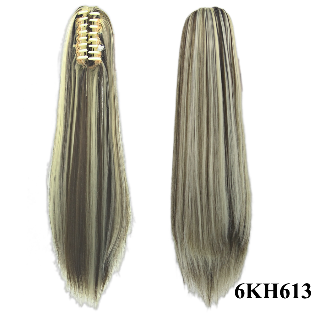 High Quality synthetic hair extensions
