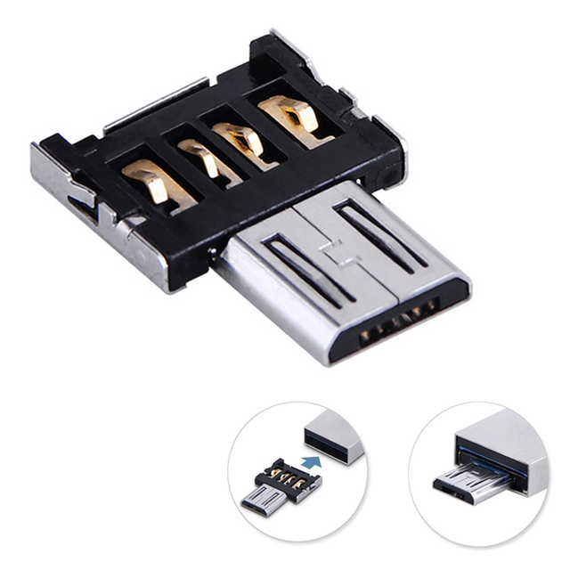 Переходник OTG для usb флэш-накопители флэш-накопитель Адаптеры для телефонов поворота телефона Android Планшеты соединений кабельного сопряжения