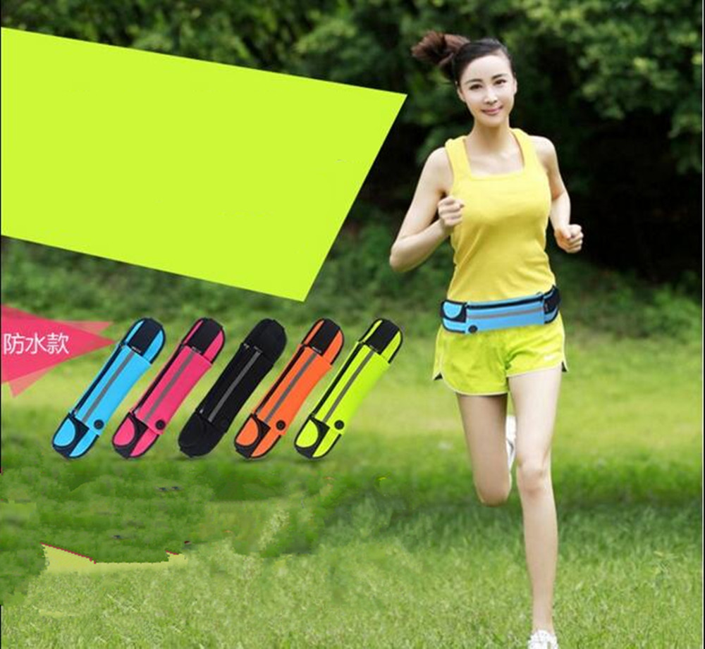 Водонепроницаемый Бег карман спортивная сумка Обложка пояс мобильный телефон для Micromax bolt q326 q333 Q341 q346 q383 S303