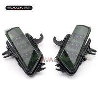 Front LED Turning Signals Fit KAWASAKI Z1000 SX 2011 2014