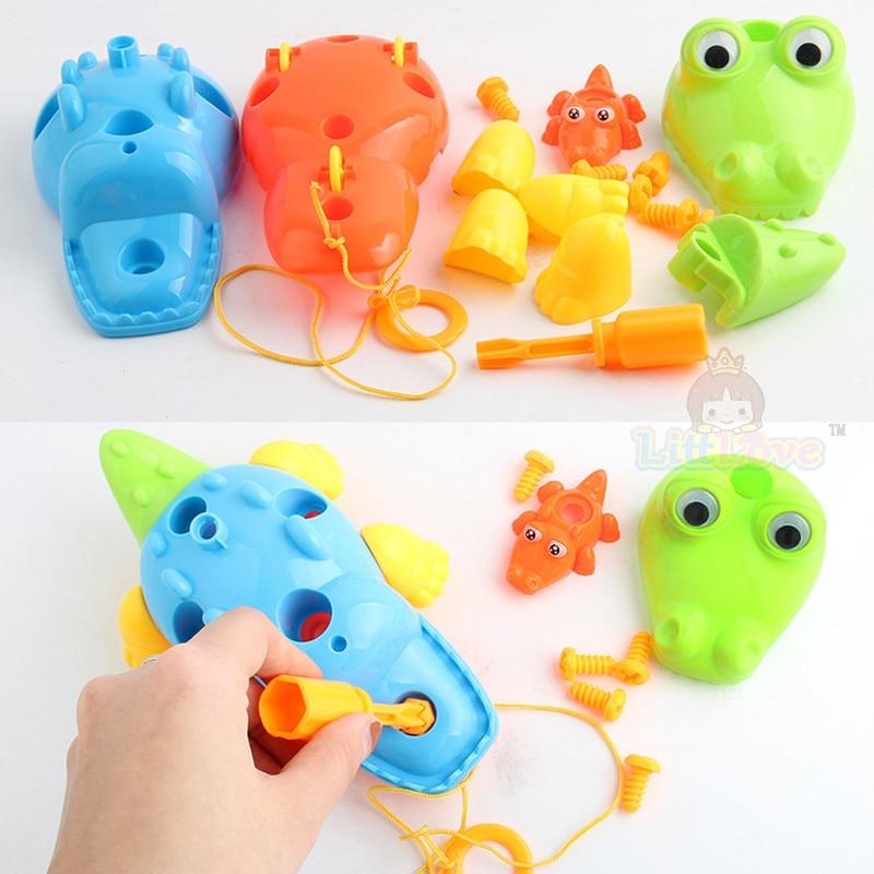 LittLove Dječje životinje Puzzle Obrazovne Igračke Djeca - Izgradnja igračke - Foto 6