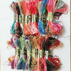 Oneroom 10/20/30/50/100/500 шелковая вышивка, вышивка нитью, ручная работа, вышивка крестиком