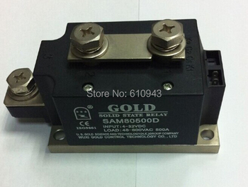 high quality solid state relay SSR 500A DC -AC free shipping
