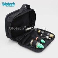 Glotech E papieros torba Case dla E zestawy Papierosów RDA RBA parownik box mod mechaniczny mod cewki jig e-papieros akcesoria torba