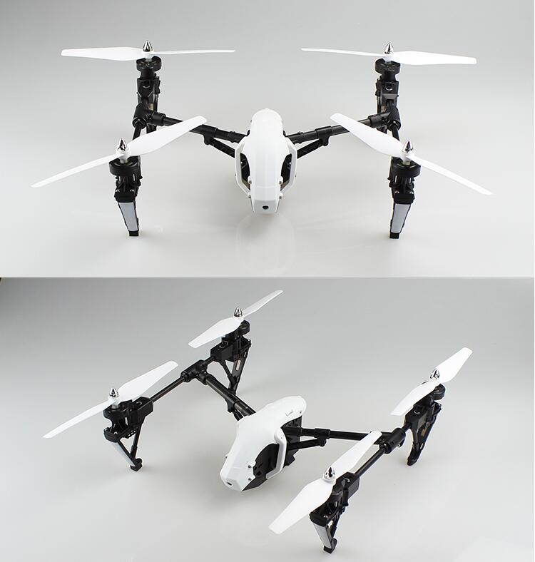 Wltoys Q333 A q333a 5.8g 4ch 변압기 원 키 리턴 및 헤드리스 모드 rc 쿼드 콥터, 720 p hd fpv 카메라 hd 모니터 rtf-에서RC 헬리콥터부터 완구 & 취미 의  그룹 3