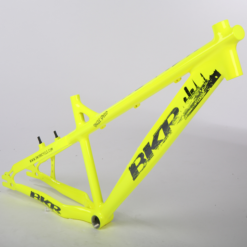 26 Bike Frame,Dirt jump frame,Single speed dirt jump frame,AL6061 ...