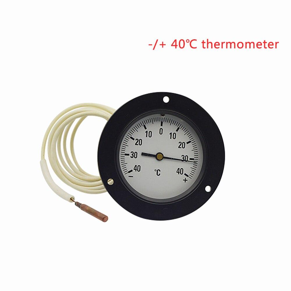 -/+ 40 Grad Celsius Wasser Temperatur Gauge Wasser Thermometer Temp-40 C Bis + 40 C Durch Wissenschaftlichen Prozess