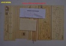 Wooden Sailboat Kit