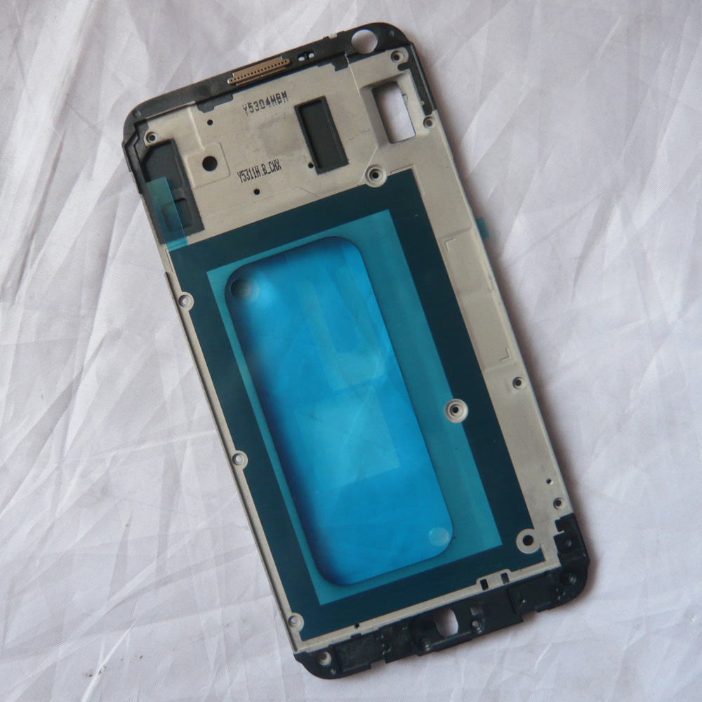 LCD Front Cover Frame Housing Bezel Replacement Parts For Samsung Galaxy E7 / E700F RP_SM-E700F_ABan
