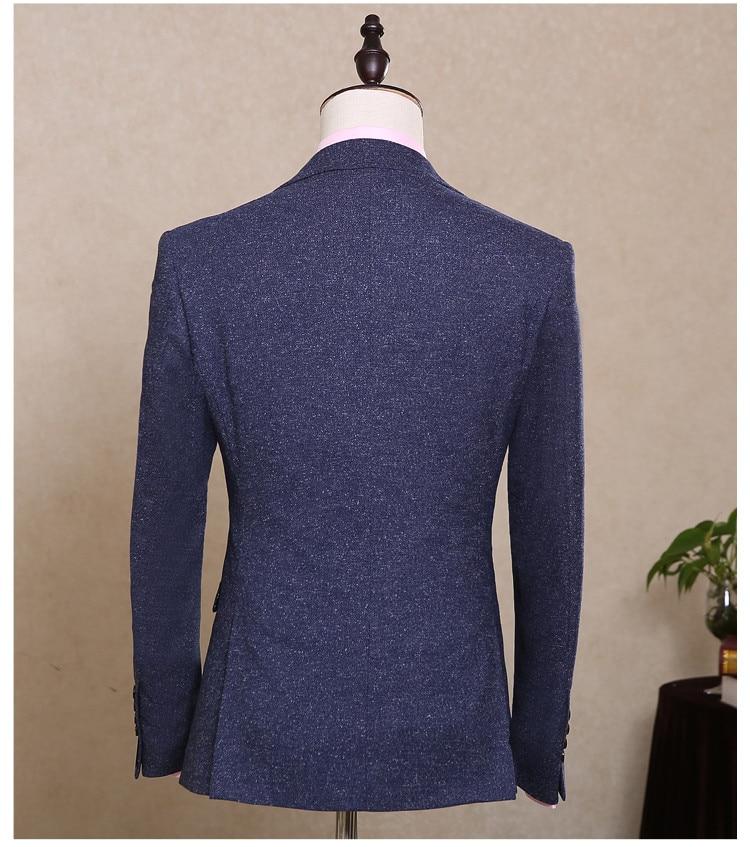 New Arrival Formal Meeste ülikonnad Pulmakleidid meestele Groommen - Meeste riided - Foto 5