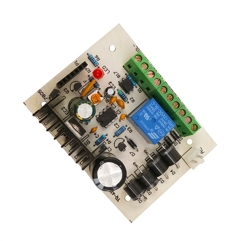 LPSECURITY 12V 5A UPS circuit board card controller module for door lock access control power supply output voltage 9V to 14V